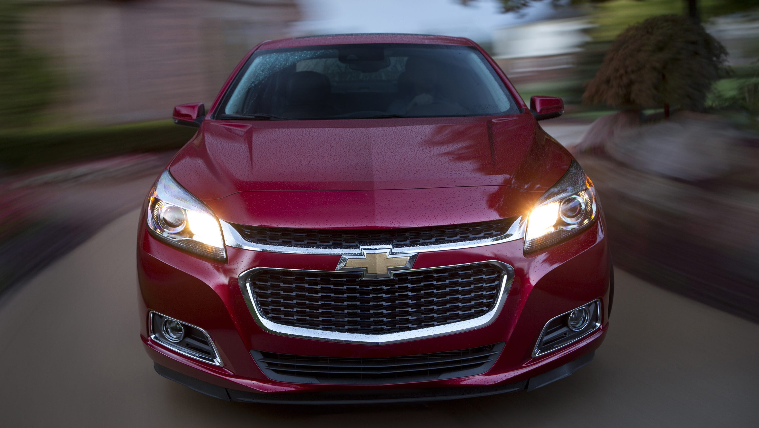 Test Drive 2014 Chevrolet Malibu Quickly Updated