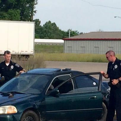 Car Crash Waverly Ohio