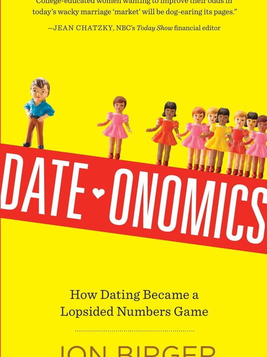 book blames numbers women when comes dating