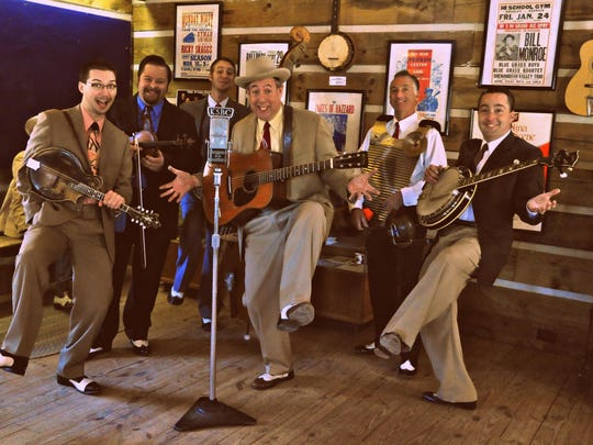 Big Country performs Sept. 12 at the 30th annual Bluegrass in the Park at Grand Caverns.
