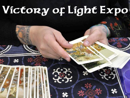 Victory of Light Expo.