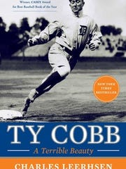 """""""Ty Cobb: A Terrible Beauty"""" by Charles Leerhsen"""