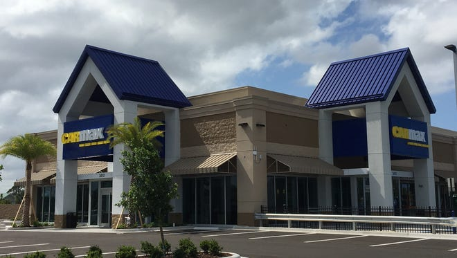 The Treasure Coast's first CarMax opened May 23 in Jensen Beach.