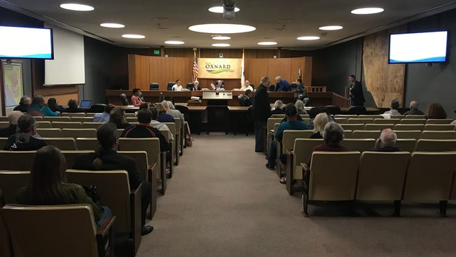 The Oxnard City Council held a closed session special meeting on May 29 to discuss the next steps in the Measure M lawsuit.