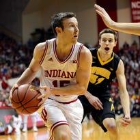 Men's basketball: IU 85, Iowa 78