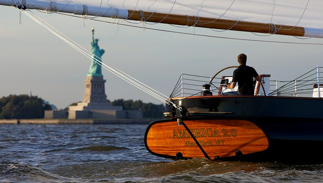 Classic Harbor Line Boat Tours in New York will begin its spring cruise season on April 22 in honor of Earth Day.