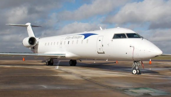 Elite Airways is a charter airline based in Portland,