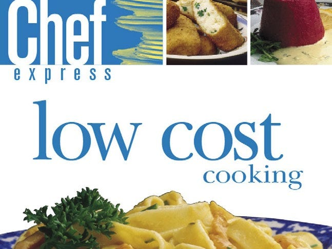 Download this eCookbook for budget friendly and easy-to-make recipes.