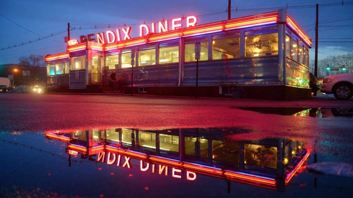 Jersey Icons: The Jersey diner - more than a place to eat