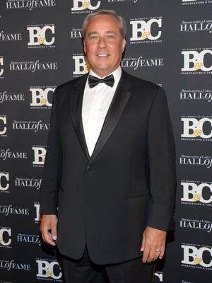 Perry A. Sook, Chairman, President and CEO of Nexstar Broadcasting Group, attends the 24th Annual Broadcasting and Cable Hall of Fame Awards at the Waldorf-Astoria on Monday, Oct. 20, 2014 in New York.