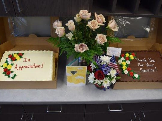 Some expressions of support for the Farmington Hills Police Department.