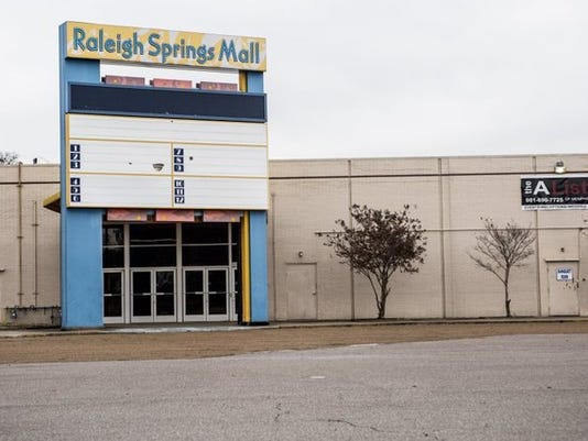 Buys For Raleigh Development Mall Property Last Memphis