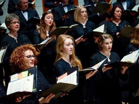 Willamette Master Chorus spring concert:Elijah, an oratorio by Felix Mendelssohn, presented byWillamette Master Chorus along withsoloists Laura Aguero, Laura Thoreson, Les Green and Anton Belov, May 4 and 5 at Willamette University.