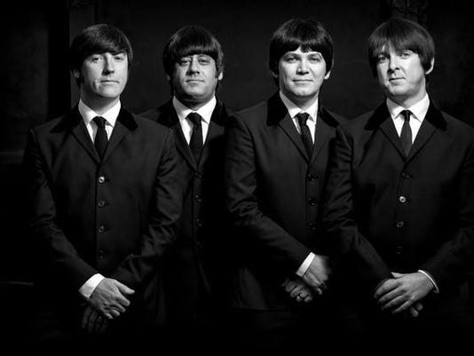 The Mersey Beatles #1