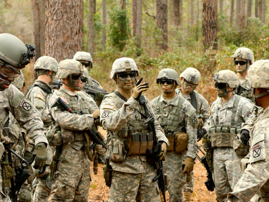 2-4 Infantry Regiment conducts Emergency Deployment Readiness Exercise