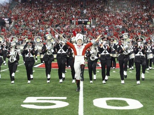 PTC 1021 marching band