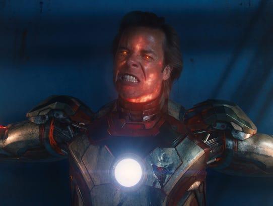 Iron Man 3 visual effects