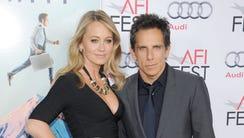Ben Stiller and Christine Taylor have been through