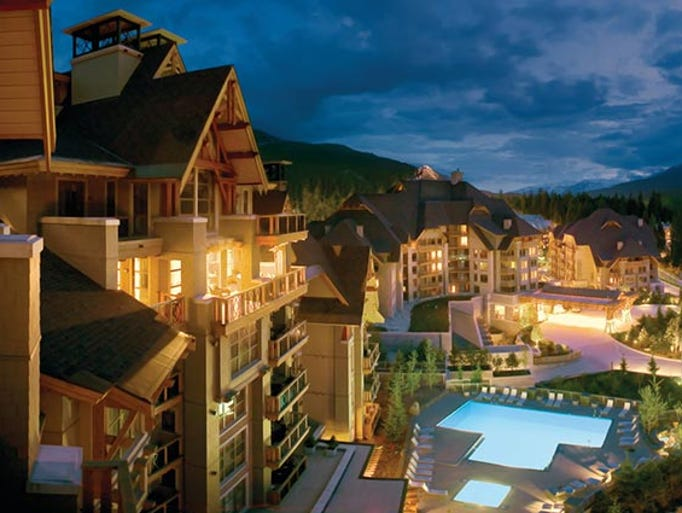 Whistler Five Star Hotels
