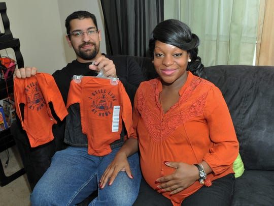 Twins expecting twins. Leonardo Rivera and Lenae Walton, who both have fraternal twin siblings, are expecting identical twin boys.