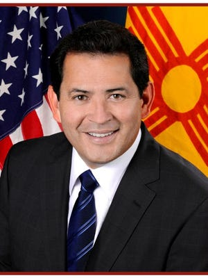 Lt. Gov. John A. Sanchez