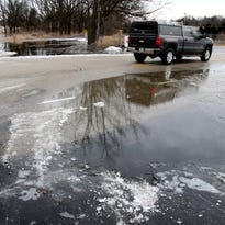 Runoff from February rain wreaks havoc in Mukwonago