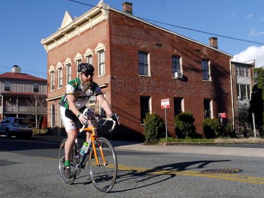 Staunton Bike and Walk