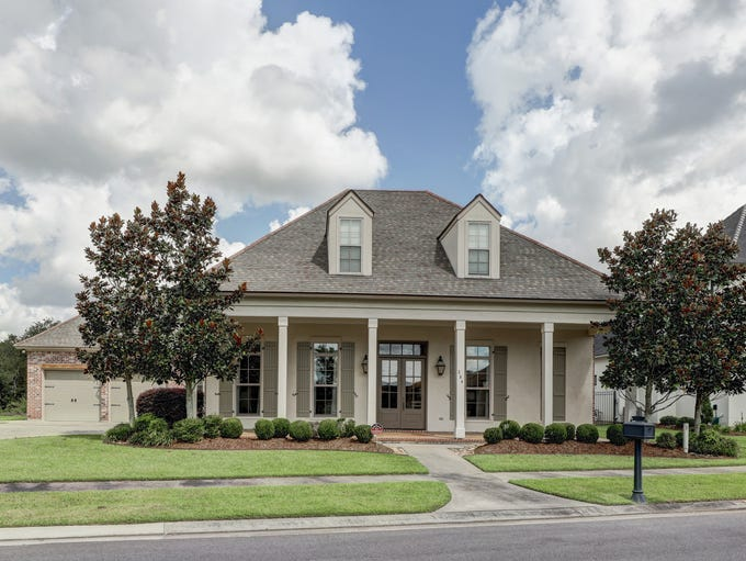 This 4 bedroom, 3 1/2 bath home is located at 304 Brightwood