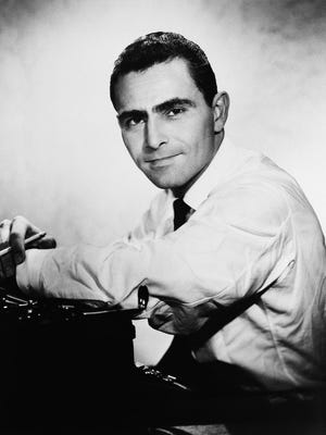 """The legacy of """"Twilight Zone"""" creator Rod Serling will be examined at an event Saturday at the Forum in Binghamton."""