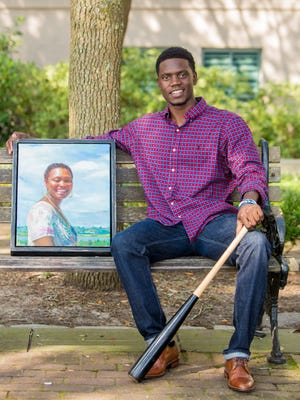 Two years after his mother, Sharonda Coleman-Singleton, was murdered in Charleston, Chris Singleton is ready to start his own family as his minor league baseball career begins.