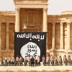 Ancient ruins at Palmyra threatened by ISIL advancement