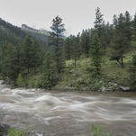 Staying safe on the water during peak river flows