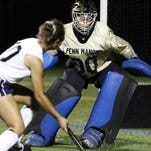 Brittany Hook on becoming a field hockey goalie