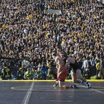 Hawkeyes find out Sunday at Oklahoma State just how close to the top they are