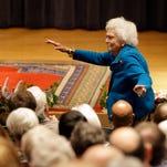 Former first lady Barbara Bush.