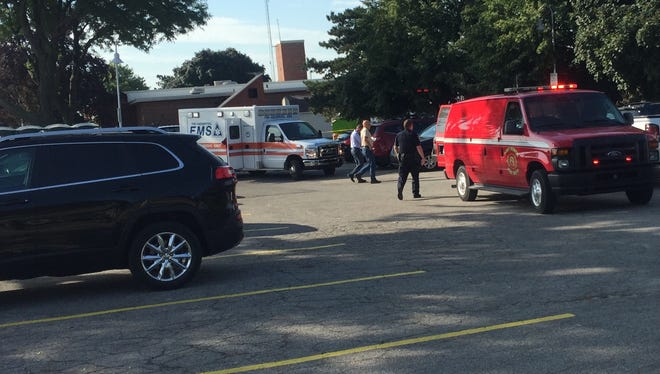 First responders recovered the body of a woman found floating in the Black River Friday morning near the River Street Marina in Port Huron.