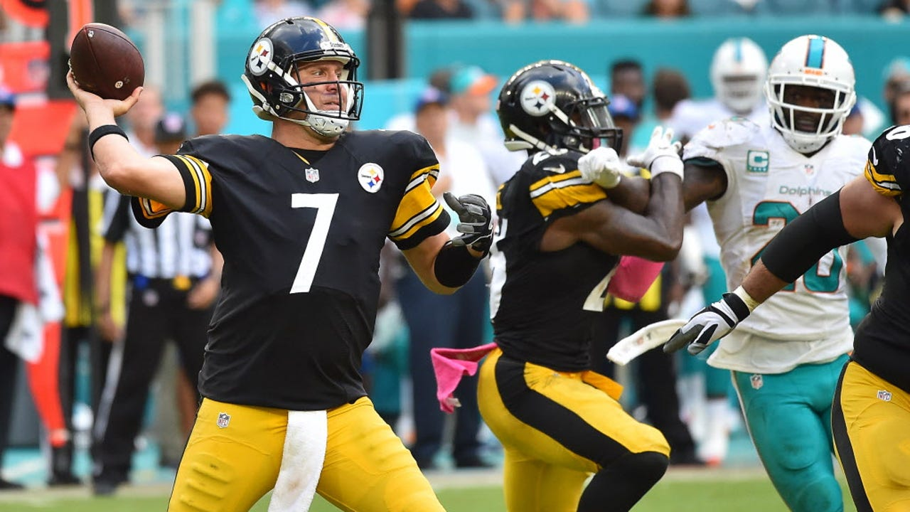 USA TODAY Sports' Lorenzo Reyes breaks down the playoff matchup between the Miami Dolphins and the Pittsburgh Steelers.