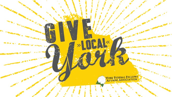 Give Local York is happening May 4.
