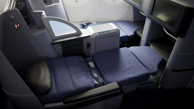 Airlines coddle first-class passengers with over-the-top amenities, such as onboard nannies, seats that turn into beds and showers.