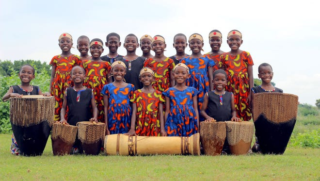 The African Children's Choir seeks to show African kids a world of possibilities. They perform in Denville on Jan. 30.