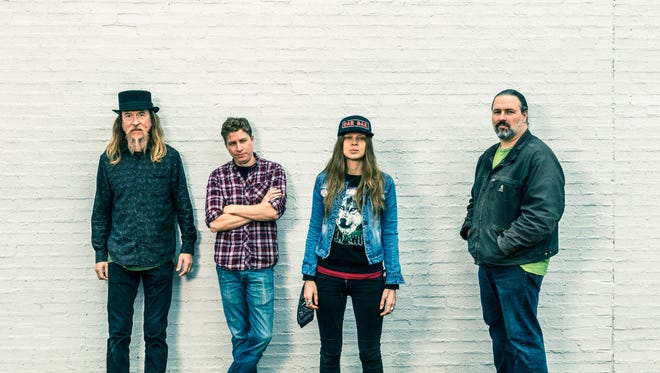 Sarah Shook & The Disarmers is turning Fifth & Thomas into a country honky-tonk on Saturday night.