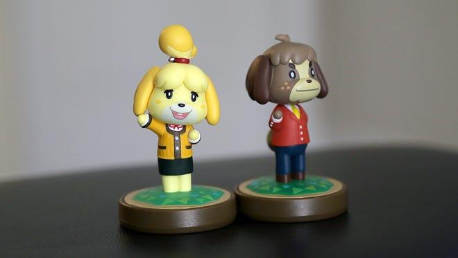 Animal Crossing: Amiibo Festival Bundle unboxing.