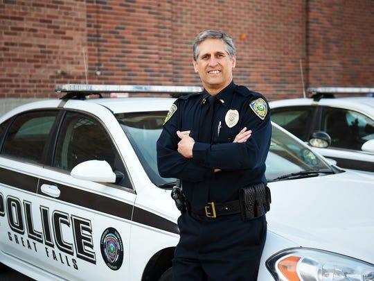Lt. Jack Allen of the Great Falls Police Department