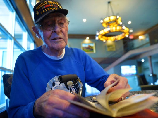 Philip Lee, a retired railroad worker, talks about