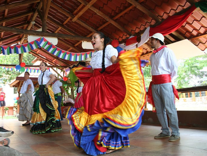 Intercultural provided free cultural programs such