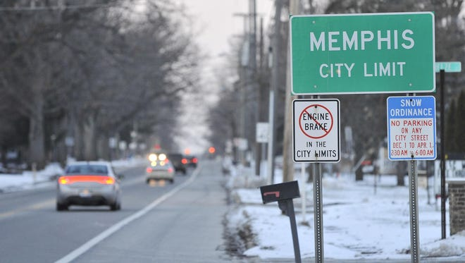 Memphis is a town of 1,200 in Macomb and St. Clair counties with an unfortunate recent track record for its police chiefs.