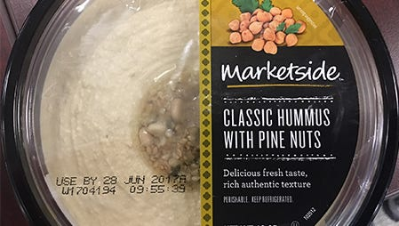 House of Thaller issued a voluntary recall of selected 10-ounce packages of hummus for possible listeria contamination