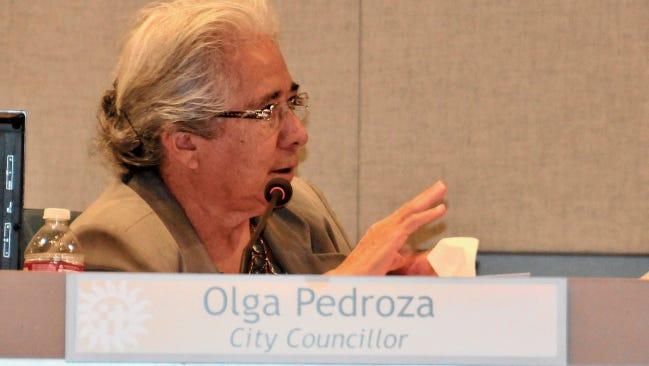 Olga Pedroza