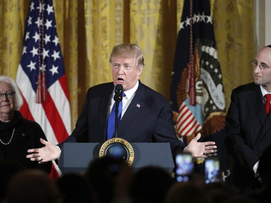 Donald Trump,Meir Yaakov Soloveichik,Louise Lawrence-Israels