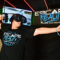 Cutting edge virtual reality arcade in Rehoboth Beach provides a look into the future